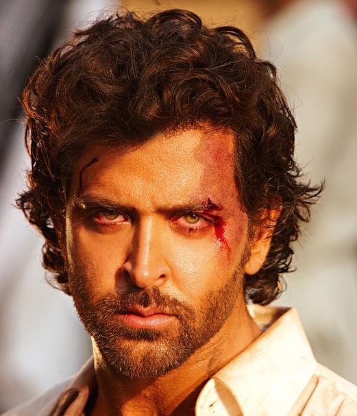Hrithik Roshan (Movie Still - <i>Agneepath</i>)