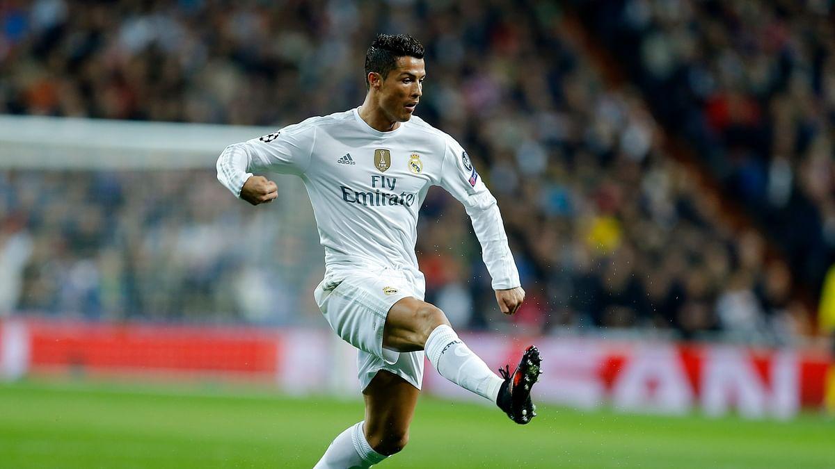 File photo of Cristiano Ronaldo. (Photo: AP)
