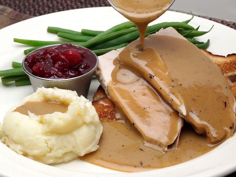Beware, lest the turkey gravy rival the taste of the turkey itself! (Photo: iStock)