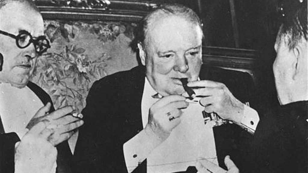 On His Birth Anniversary, a Look at Winston Churchill's Life