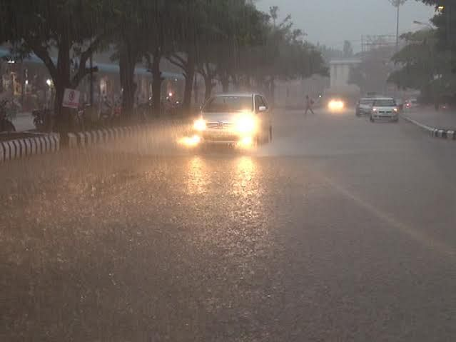 A street in Tirupati. (Photo Courtesy: The News Minute)