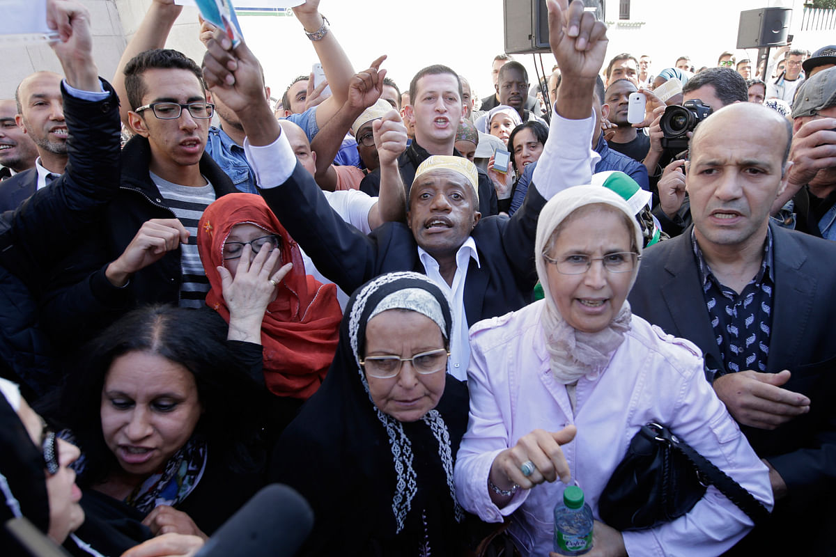 Many first generation Muslim immigrants have lived uneasily against the French dictum of assimilation. (Courtesy: Reuters)