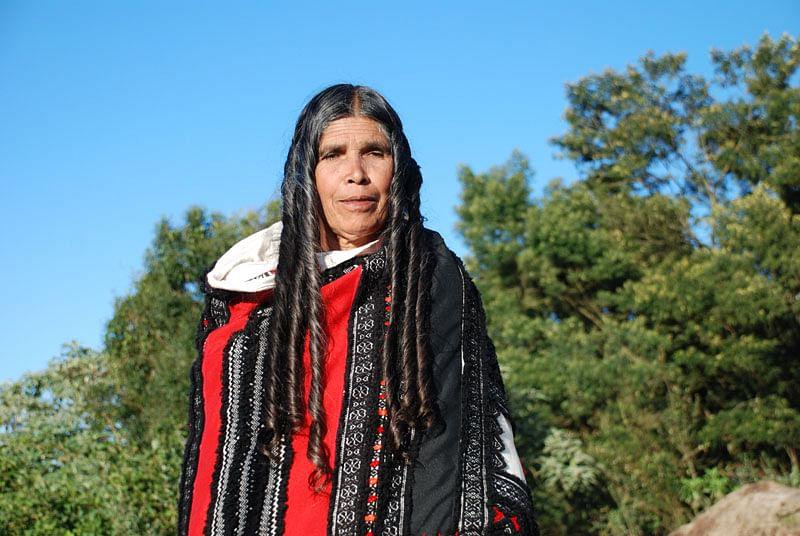 "A Toda woman. (Photo Courtesy: <a href=""http://keystone-foundation.org/wp-content/uploads/2012/07/Toda-Shawl.jpg"">Keystone Foundation</a>)"