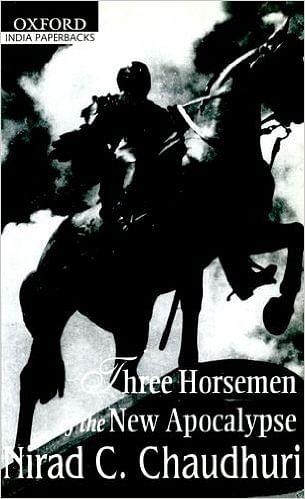 Cover of <i>Three Horsemen of the New Apocalypse</i>.