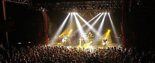 "An older music performance inside a packed Bataclan. (Photo Courtesy: <a href=""https://www.facebook.com/lebataclan/photos_stream"">Facebook/Le Bataclan</a>)"