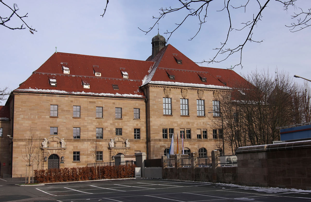 The Nuremberg Palace of Justice. (Photo: iStockphoto)