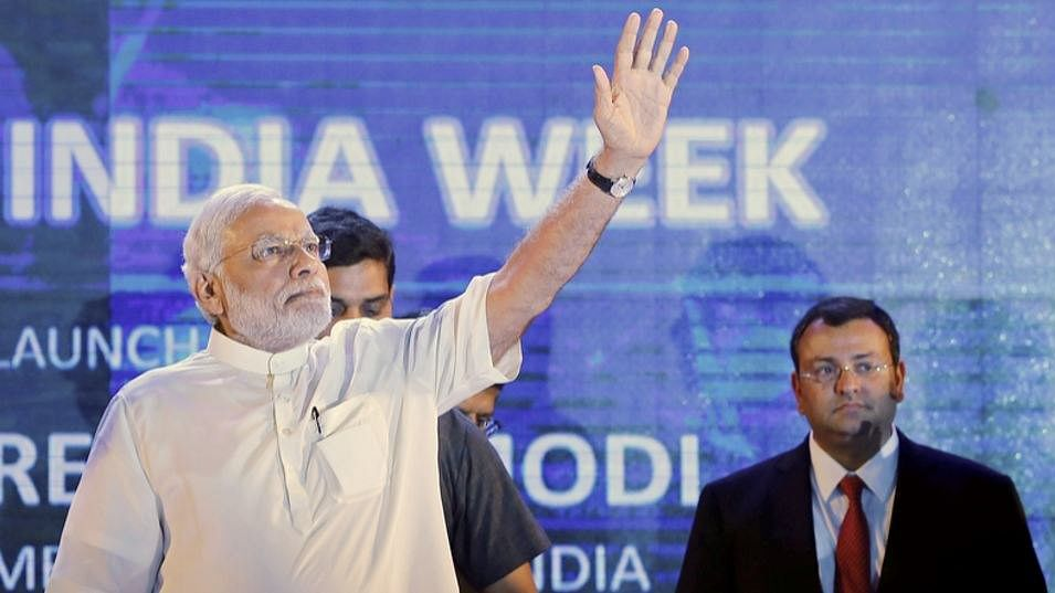 Prime Minister at launch of Digital India Week. (Photo: Reuters)