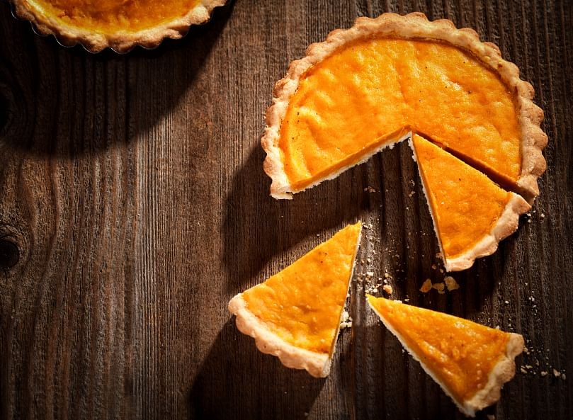 You couldn't end a Thanksgiving meal on a sweeter note. (Photo: iStock)