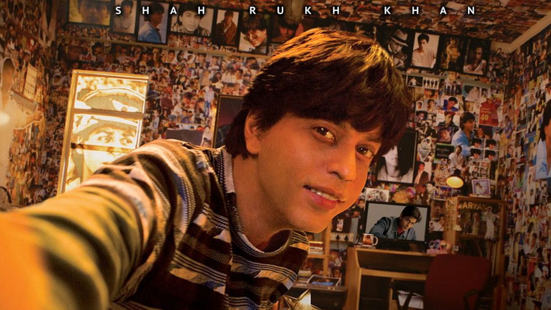 Shah Rukh Khan is sad about having wrapped up the final filming schedule for <i>Fan </i>(Photo: FAN promotional still)