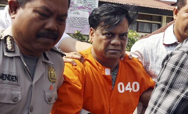 Chhota Rajan acquitted in a murder case. (Photo: PTI)