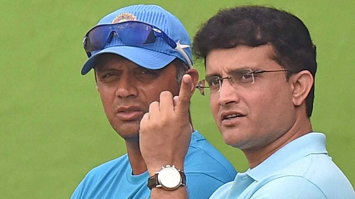 Rahul Dravid served as the India U-19 Coach and India A coach before taking over the NCA.