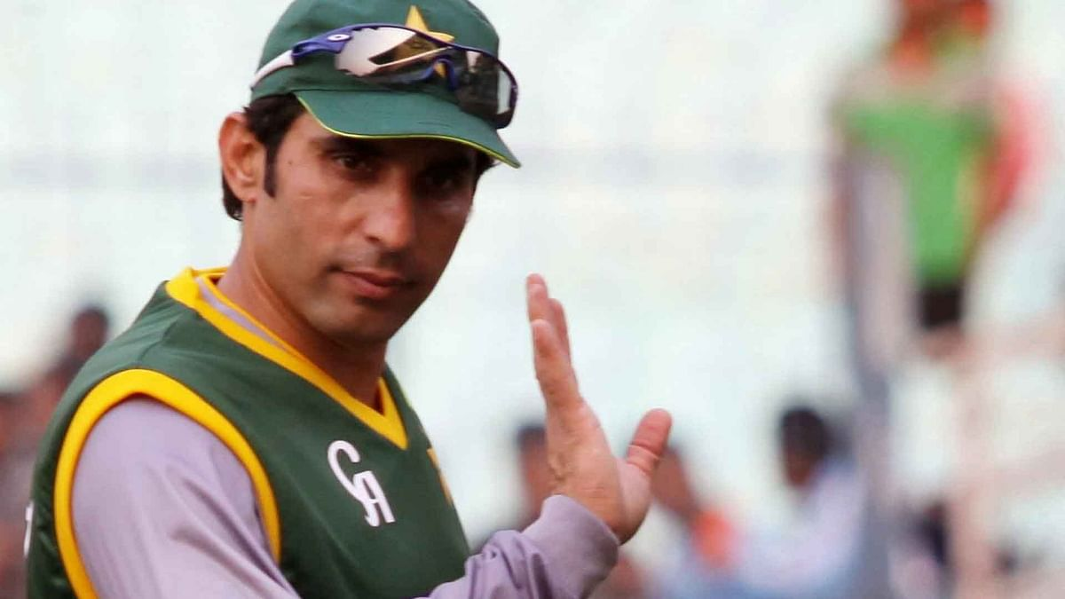 Misbah: It is my desire to play a series against India before I retire