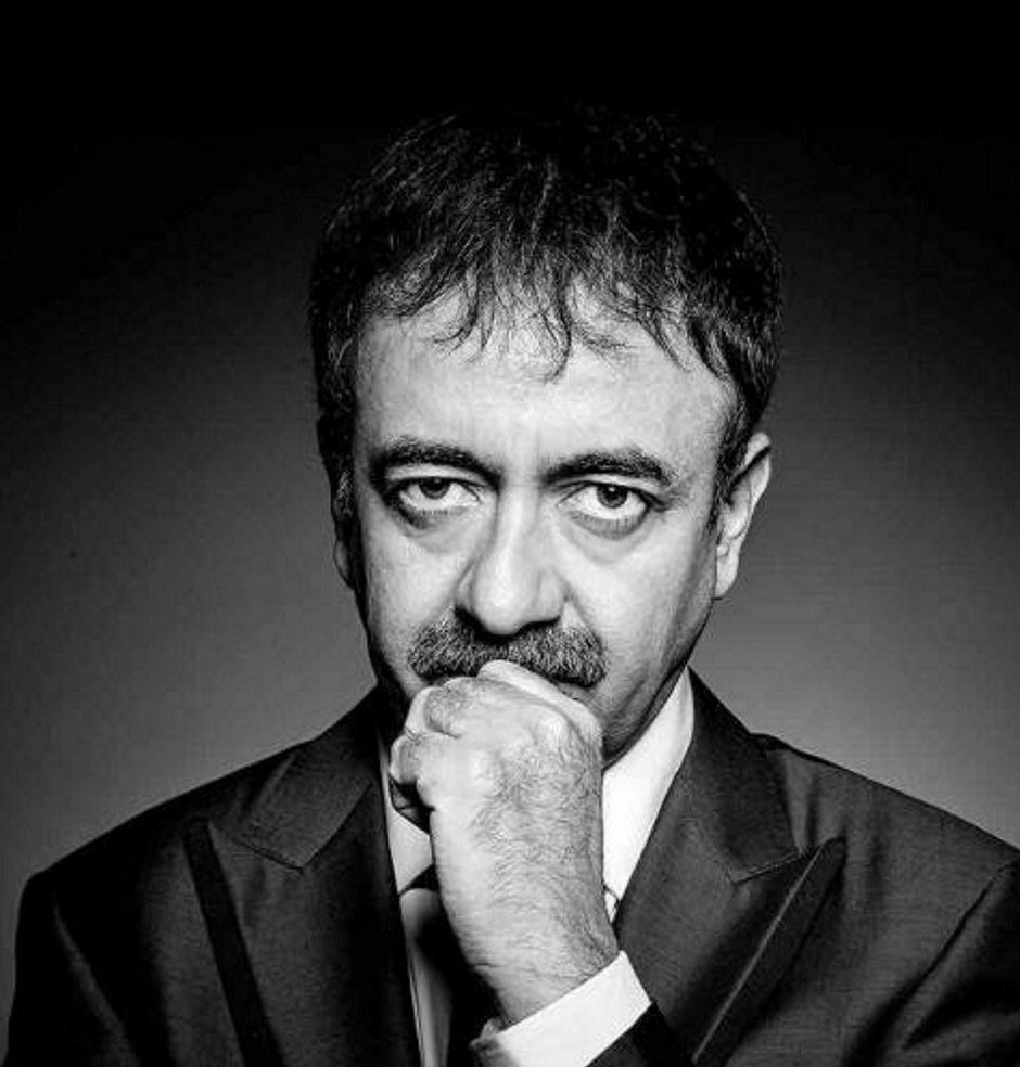 """Rajkumar Hirani's way of delivering a complex message quite simply with a ton of humour makes him an exceptional filmmaker (Photo: Twitter/<a href=""""https://twitter.com/Realkunalkumar/status/652057429429981184"""">@Realkunalkumar</a>)"""