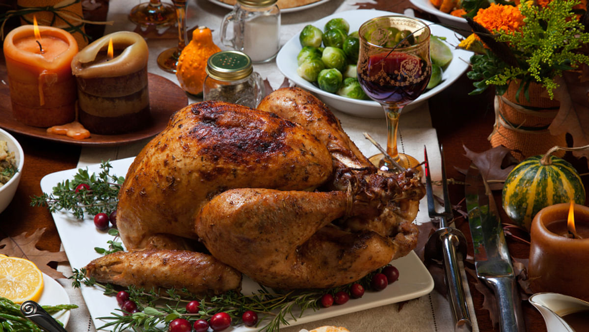 Because you can't celebrate Thanksgiving without these seven iconic dishes. (Photo: iStock)