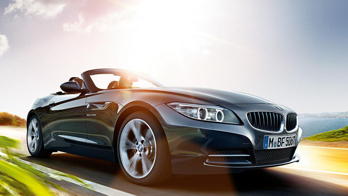 BMW Z4 Roadster. (Photo: BMW India)