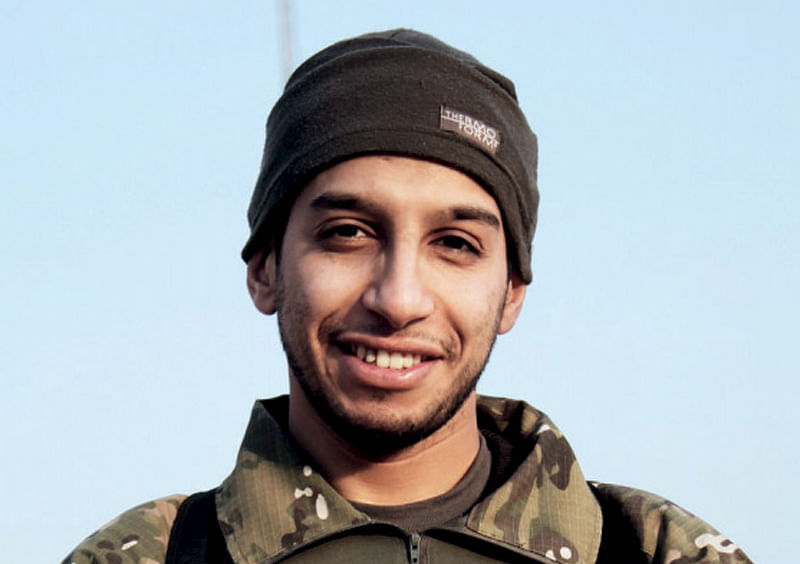 Abdelhamid Abaaoud. (Photo: Reuters)