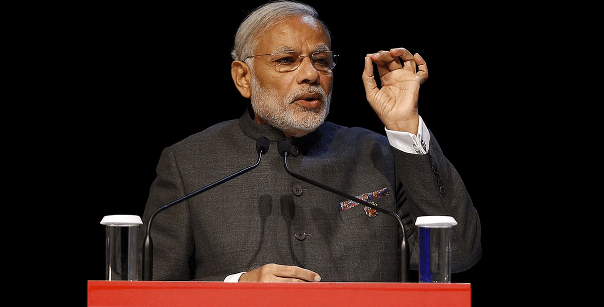 Modi should soon introduce a big bang tax reform that will make the concept of black money obsolete. (Photo: Reuters)