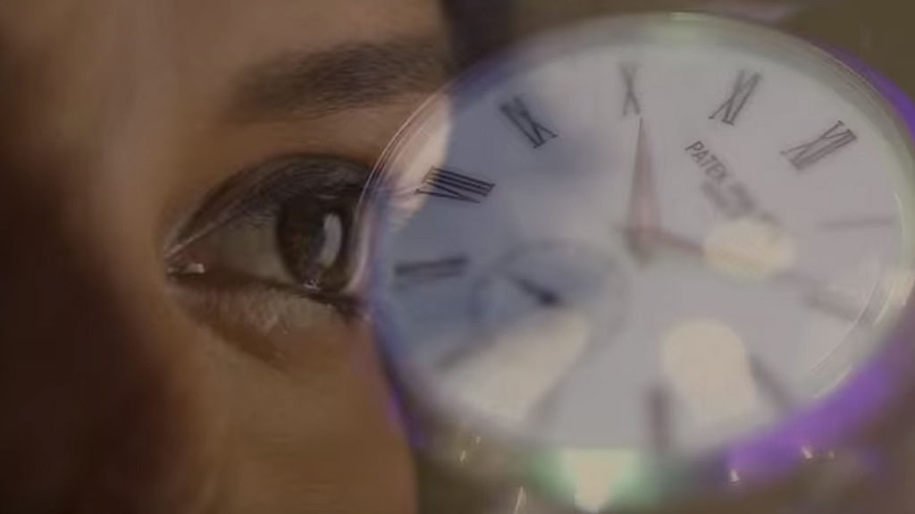 """A common thread running through the stories is a wrist watch which ironically is symbolic of the time that we waste trying to deal with this abstruse piece. (Photo Courtesy: <a href=""""https://www.youtube.com/watch?v=NT3GlzxnwII"""">Youtube/Drishyam Films</a>)"""