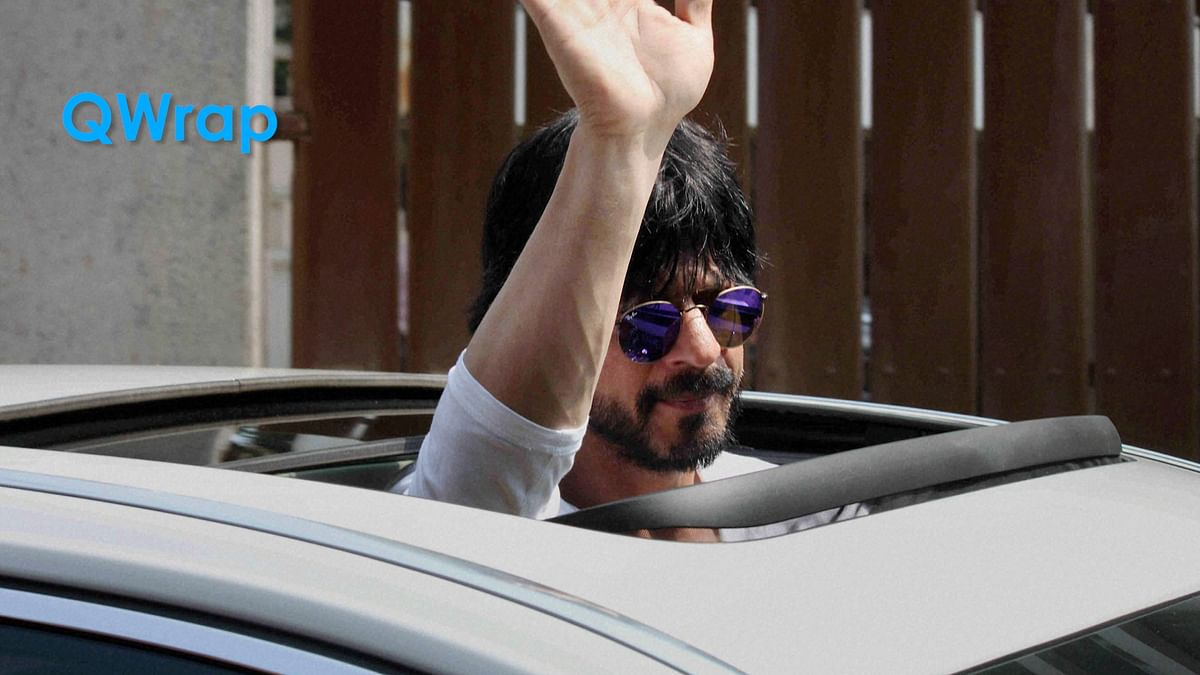 QWrap: SRK Turns 50, Owaisi's Attempt in Kishanganj and More