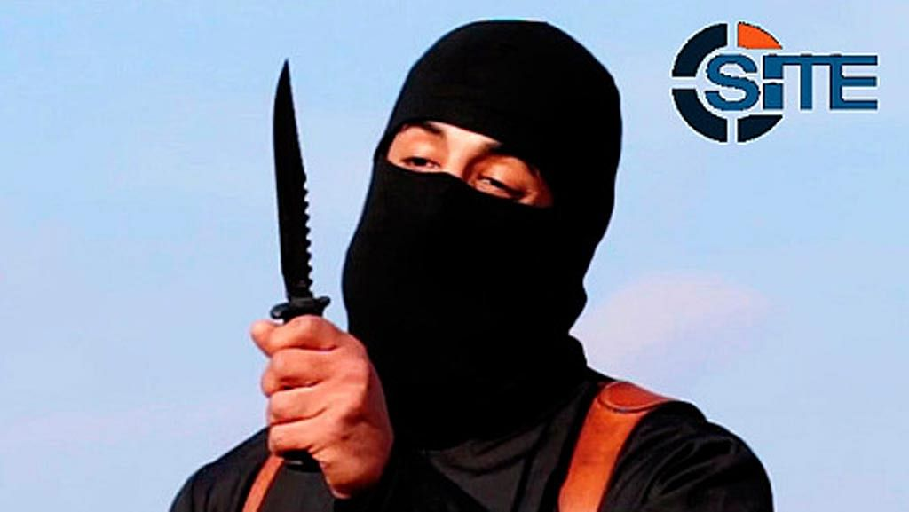 File photo of Jihadi John on the ISIS website. (Photo :AP)