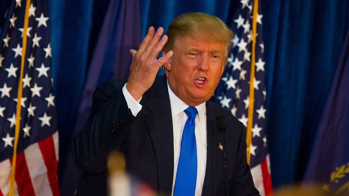 Presidential candidate Donald Trump for 2016 election. (Photo: AP)