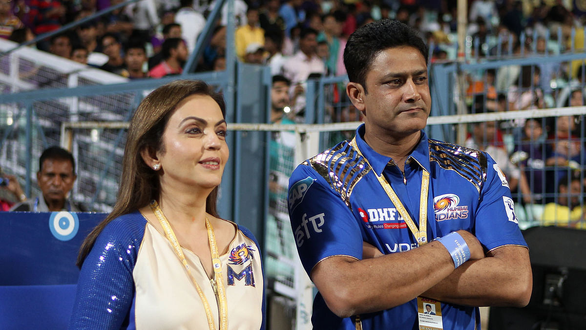 Kumble and Laxman 'Optimistic' IPL Can Take Place This Year
