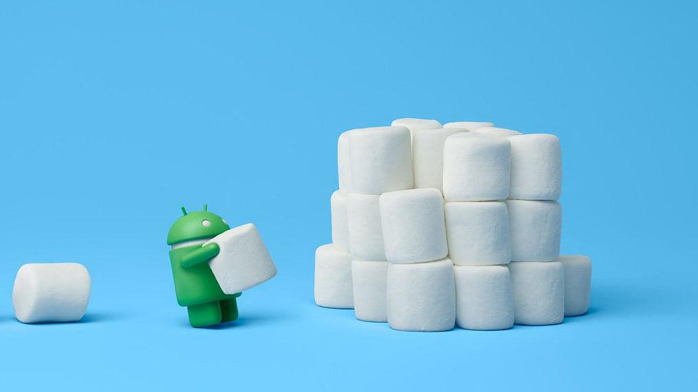 Android 6.0 Marshmallow. (Photo Courtesy: Google)