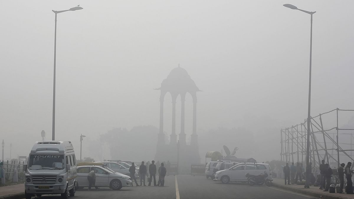 64% Of Delhi's PM 2.5 Particulate Comes From Outside The City