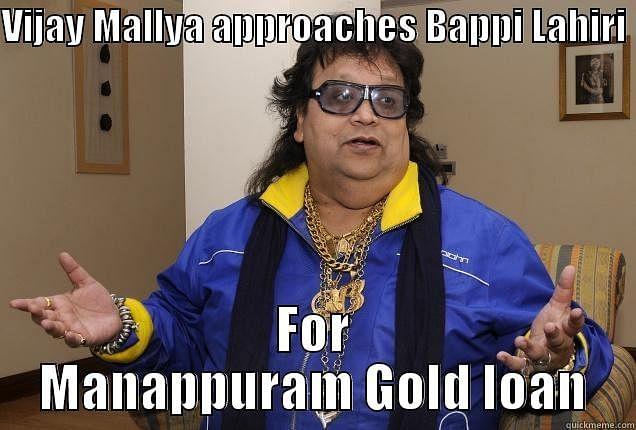 Bappi Da Gets Shinier at 67, Meet His 'Gold Gang' Party Buddies