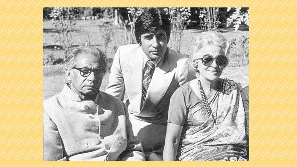 Tribute: Harivansh Rai Bachchan, the Playfully Rebellious Poet