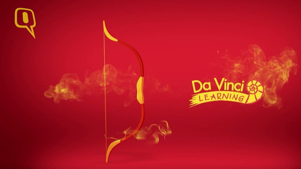 <i>Da Vinci Learning</i> launched in India. (Photo: <b>The Quint</b>)