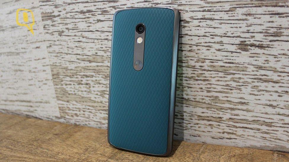 Motorola Moto X Play. (Photo: <b>The Quint</b>)