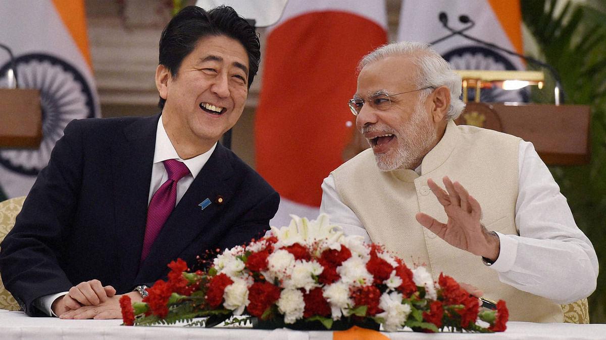 Shinzo Abe's Visit to India: Emerging Strategic Resolve