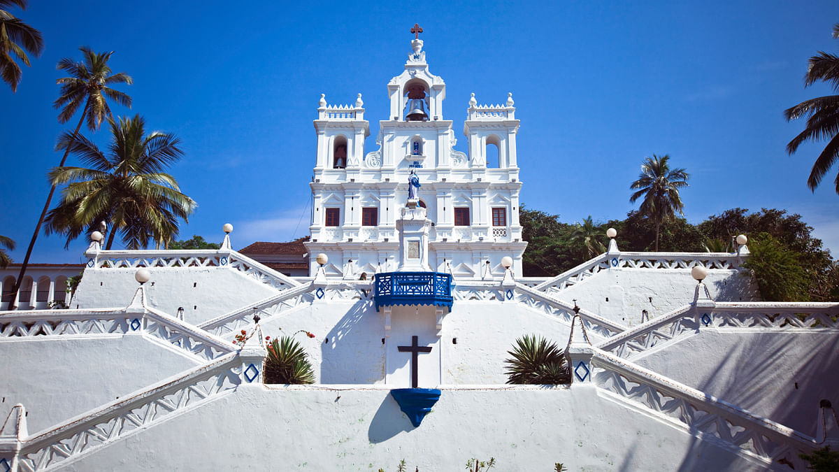 Church of Our Lady of Immaculate Conception. (Photo: iStockphoto)