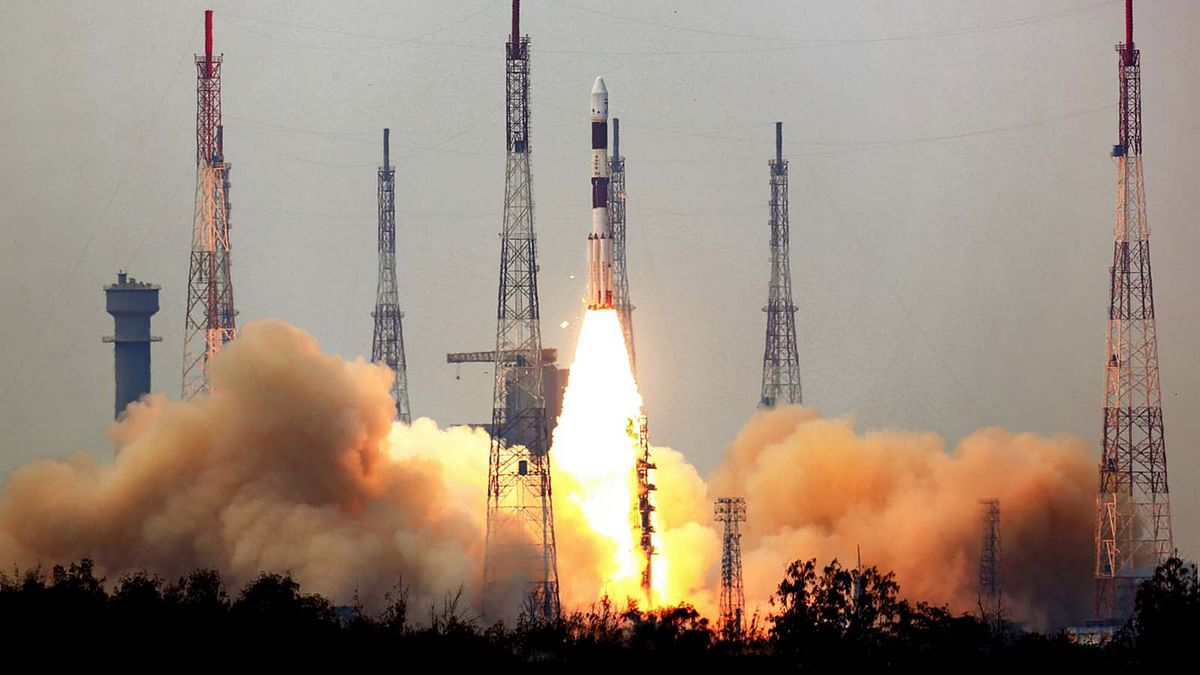 GSLV Mark III Rocket Launch a Great Milestone: ISRO Ex-Chairman