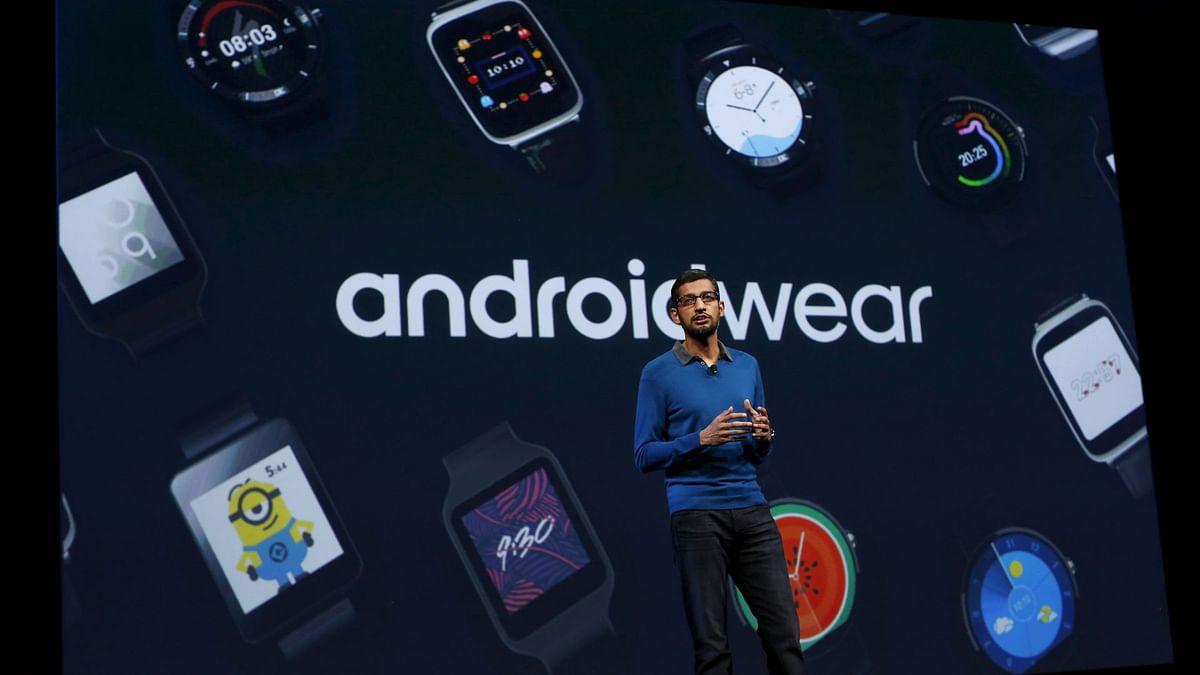 Google CEO Sundar Pichai. (Photo: Reuters)