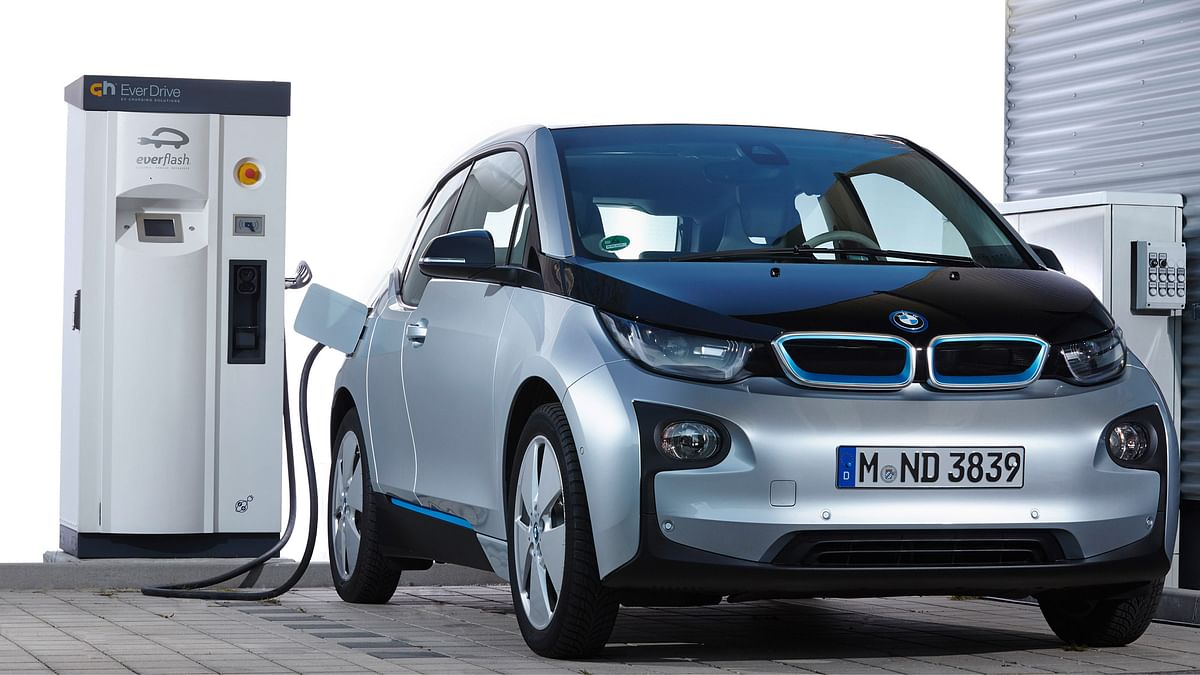 The BMW i3 is one of the most popular electric vehicles sold by the German automaker.