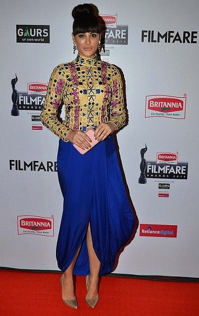 Nargis Fakhri has just too much going on here (Photo: Yogen Shah)