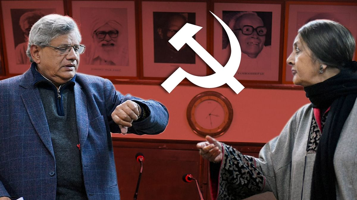 Amid Brinda Karat's  Translator Woes, Rift Within CPI(M) Exposed?