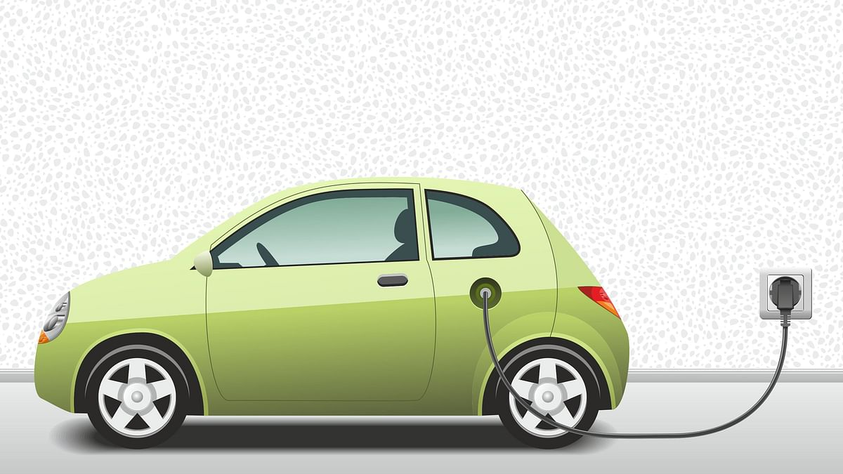 Sales of electric cars in China have increased by a whopping 290 percent over the past few years.