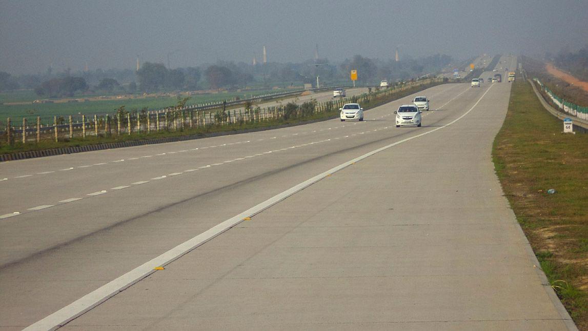 Yamuna Expressway project by Jaypee Group. (Photo: iStockphoto)