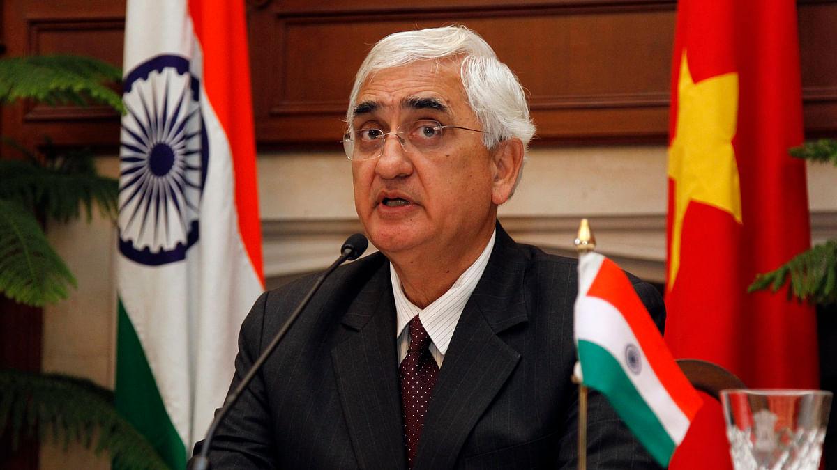 Khurshid Slammed For Saying IAF's Varthaman  'Matured' Under UPA