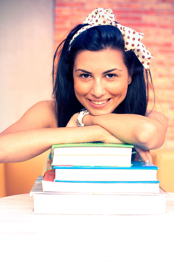 Study a bit more – or pretend to study a bit more. (Photo: iStock)