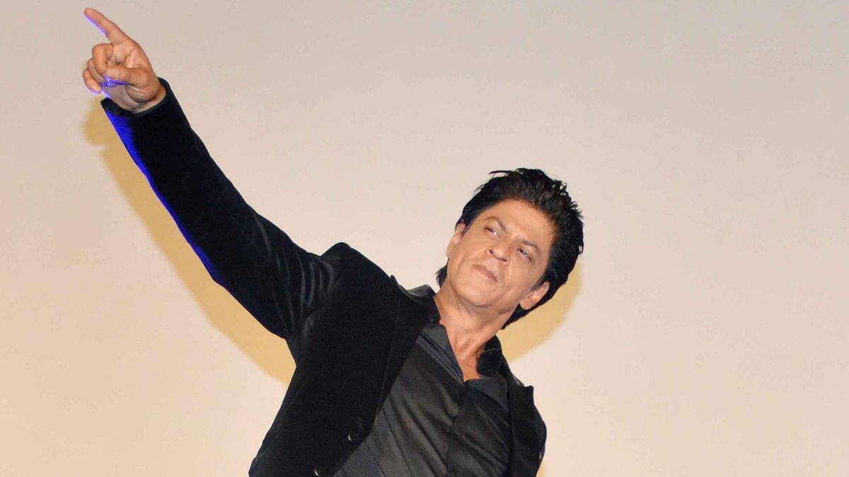 Shah Rukh Khan wants to make a desi <i>Breaking Bad </i>(Photo: Yogen Shah)