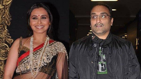 Rani Mukerji and Aditya Chopra.