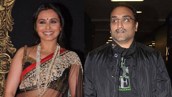 Rani Mukerji and Aditya Chopra (Photo courtesy: Facebook/RaniMukerji)