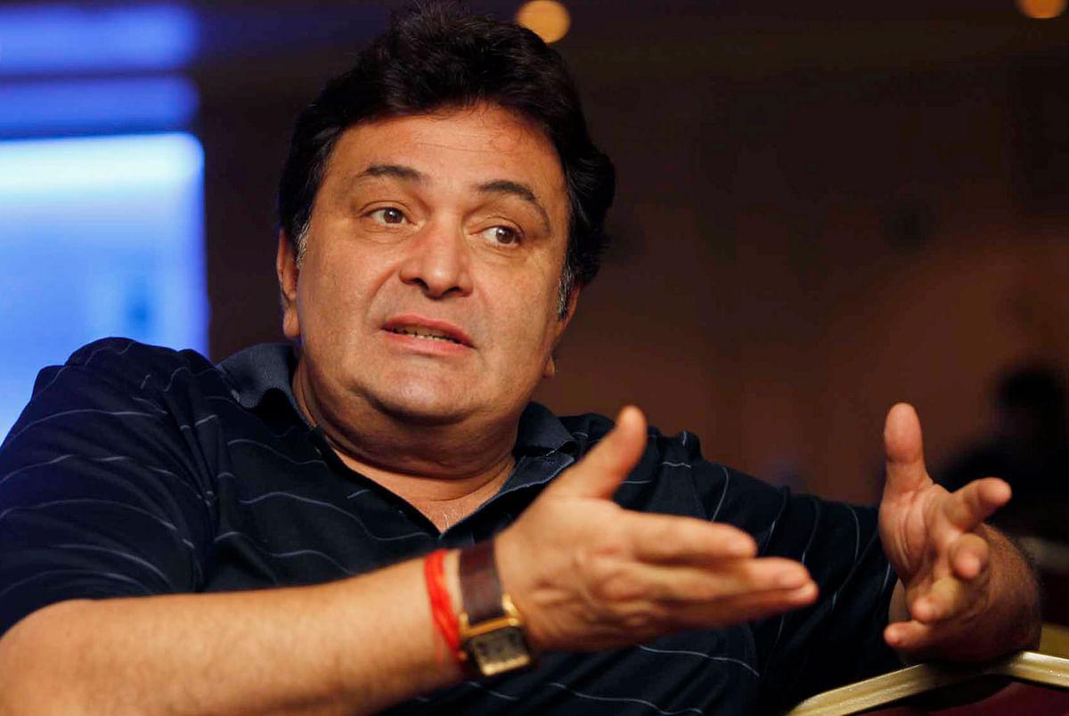 Rishi Kapoor doesn't suffer fools on Twitter (Photo: Reuters)