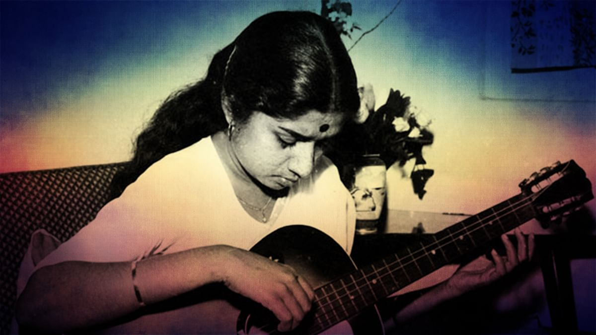 Lata Mangeshkar. (Photo: <b>The Quint</b>)