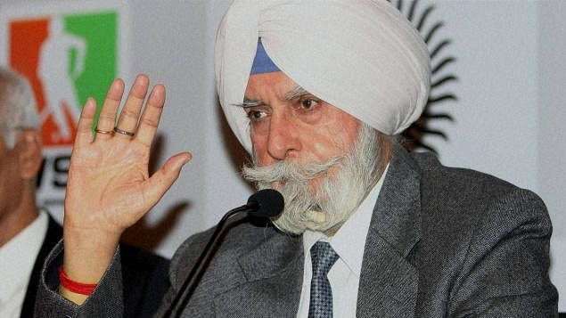 KPS Gill died of a sudden cardiac arrest. (Photo: PTI)