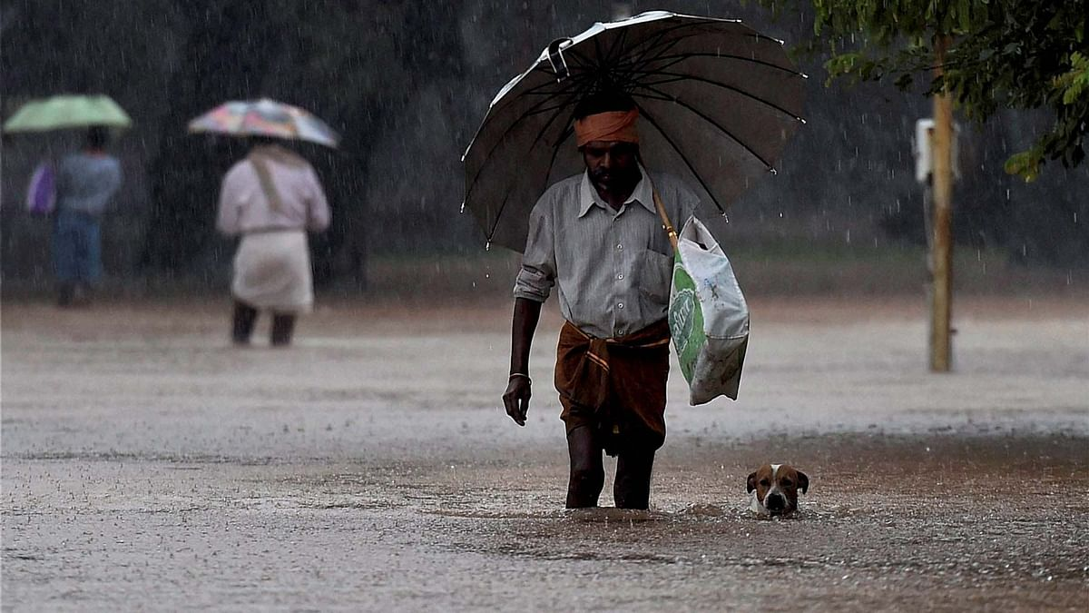 The city's wettest day of the year so far also led to waterlogging in several areas. Representative image only.